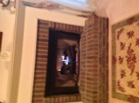 Elite Adjustable 6 Inch Fireplace Hood with Surface Mount