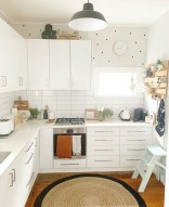 Best Creative Small Kitchen Design And Organization Ideas with round rugs