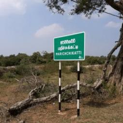 Challenging The Destruction Of Wilpattu Forest Complex Efl