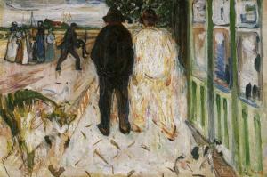Edvard-Munch-Le garcon noyé