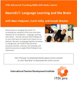 NeuroELT: Language Learning and The Brain