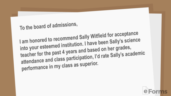 how to ask your employer for a letter of recommendation