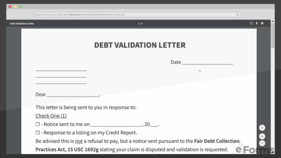 Free Credit Report Dispute Letter