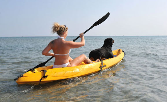 the best kayak for dog