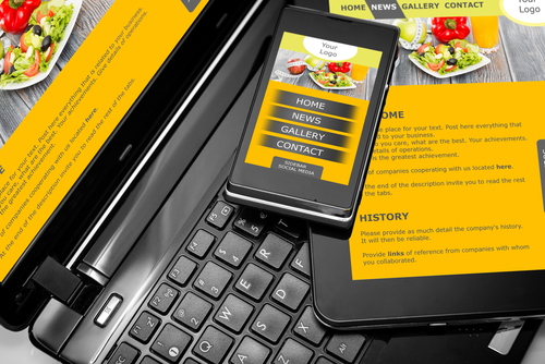 Responsive Web Design for the Caribbean Business.