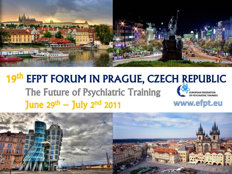19TH EFPT FORUM IN PRAGUE - CARD