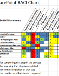An example of  raci matrix will help show the value here is sample that use sharepoint from this visual you can quickly determine who does also ritter   ruminations ramblings rh efr wordpress