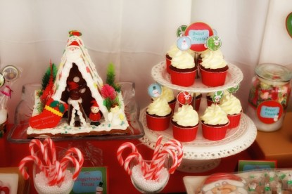 Christmas Dessert Table 13