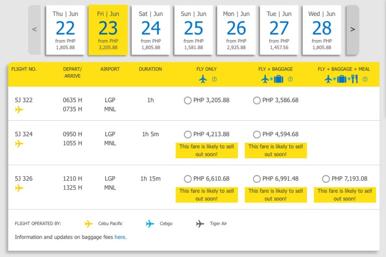 Cebu-Pacific-Book-Online select date
