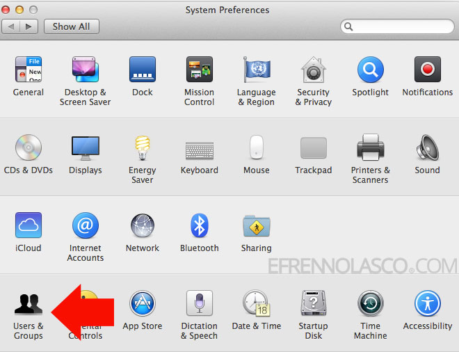 disable-startup-application-in-Mac-step-2