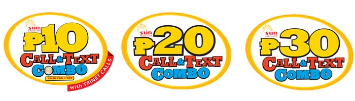 Sun Call and Text Combo