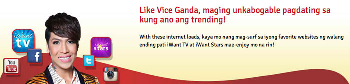 ABS-CBNmobile Internet Promo