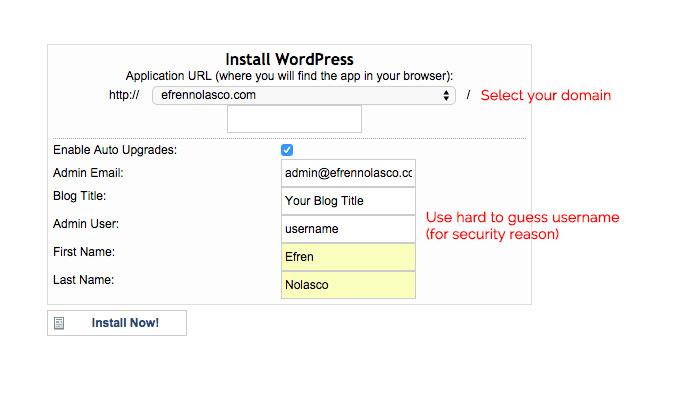 Install-WordPress-on-HostGator-cPanel4