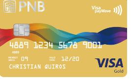 PNB Visa Gold - PNB