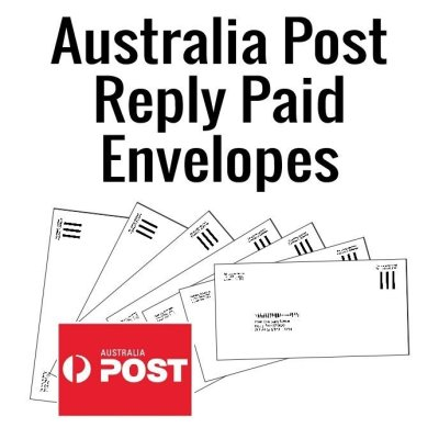 Reply Paid envelopes Banner