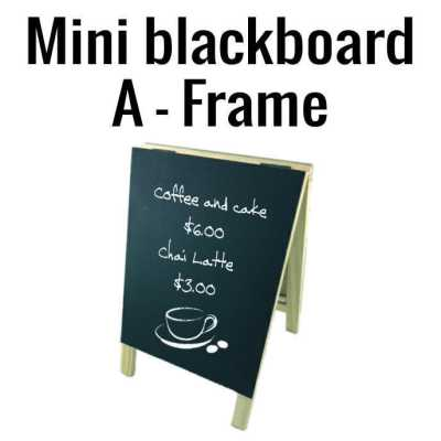 A-Frames Display Board Mini Size