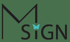 Logo Msign mała gotowe png
