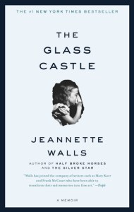 book cover: the glass castle