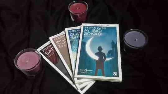 Stefan Zweig – Ay Işığı Sokağı