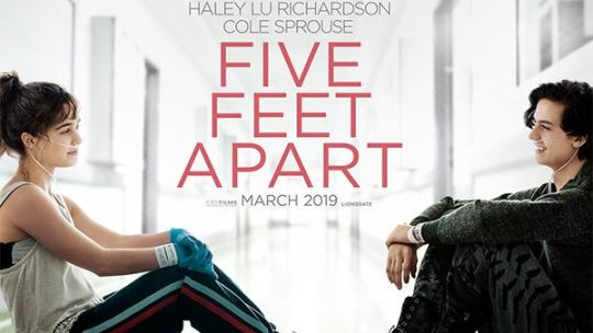 FIVE FEET APART FİLM YORUMU