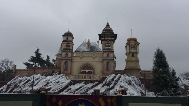 Symbolica in de sneeuw ©Menno de Kort