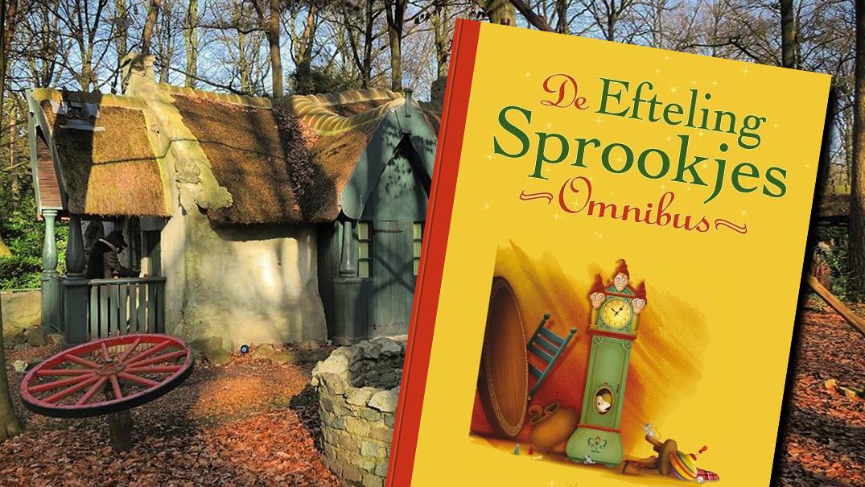 Efteling komt met nieuw Sprookjesboek