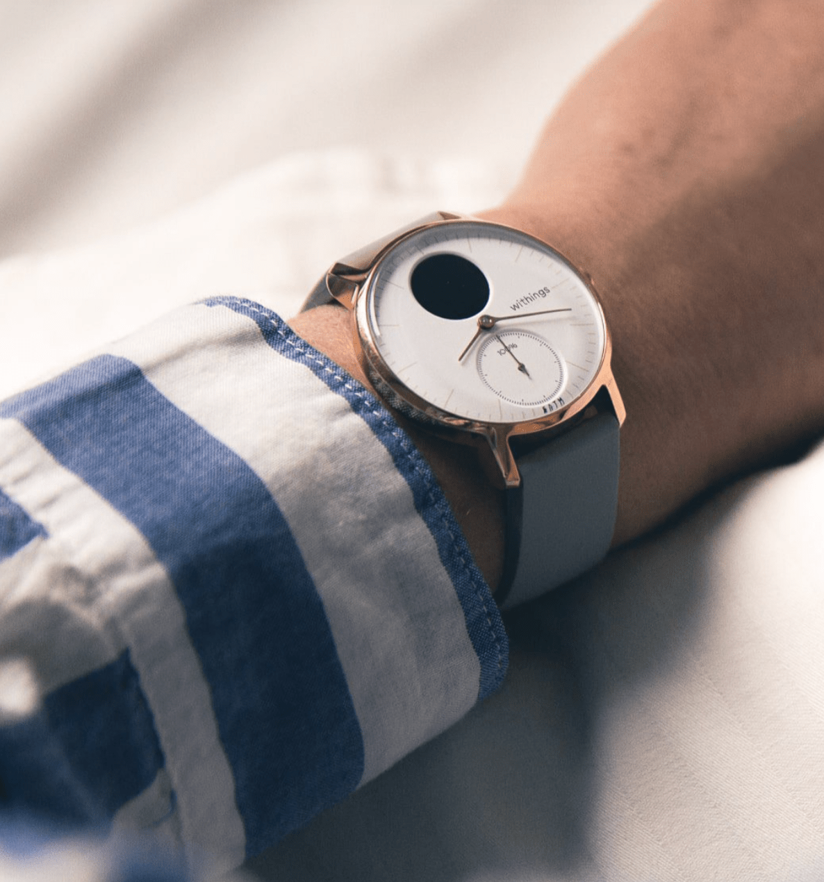 Review: withings Steel HR. The hybrid smartwatch you'll want to wear » EFTM