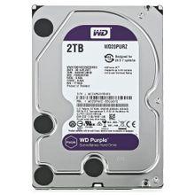 "2TB Purple Surveillance 3.5"" Internal HDD"