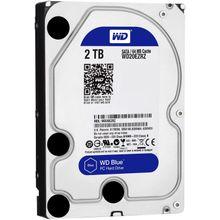 """WD20EZRZ - 2TB WD Blue Desktop PC 3.5"""" Internal Hard Drive"""