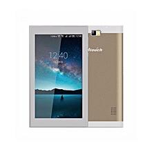 M733 Plus 7 Inch 3G Dual SIM Tablet - Gold