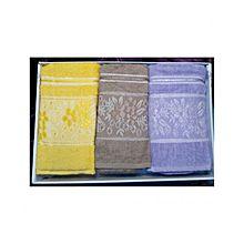 Bath Towel - 60 *120 cm - 3 PCS