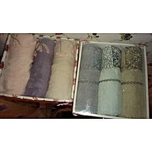 Bath Towels - 6 Pcs