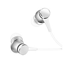 Mi Piston In-Ear Headphones Fresh Version with Mic - Silver