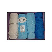 Bath Towel - 50 * 100 cm - 4 PCS