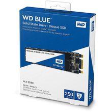 Blue 250GB PC SSD - SATA 6 Gb/s M.2 2280 Solid State Drive