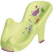 Keeeper Hippo Anatomic Baby Bath Chair - Green