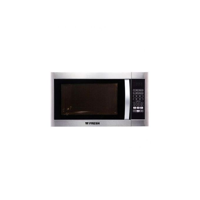 fmw 42kc s microwave oven fresh 42 l silver