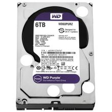 "6TB Purple Surveillance 3.5"" Internal HDD"