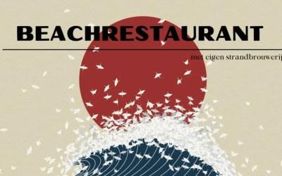 Beachrestaurant met eigen strandbrouwerij