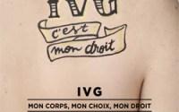 IVG mon corps mon droit
