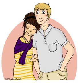 Couple femme homme - Passer du temps avec son amoureux sans culpabiliser