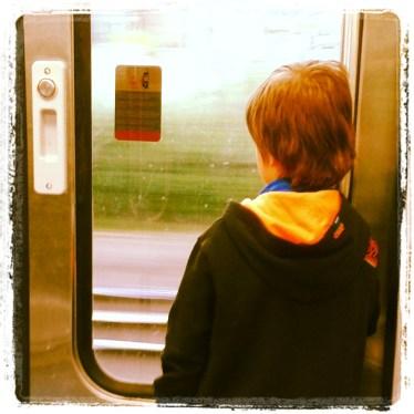 Loulou - Transport en commun - Préadolescence