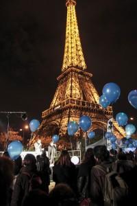 Marche des Lumières - Copyright Chaumontel Anthony