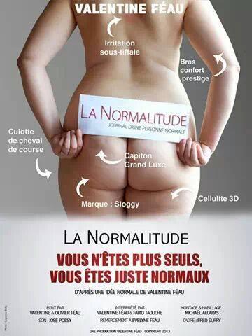Valentine Féau, la normalitude - objectif bikini ferme ta gueule
