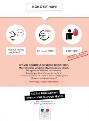 Campagne Harcèlement Agissons