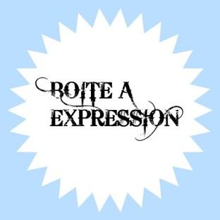 Boîte à expression
