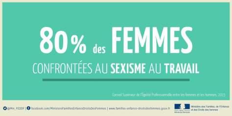 Sexisme pas notre genre - Silent Sunday 31