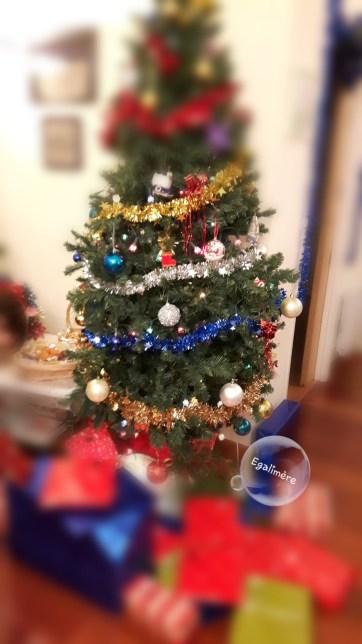 La magie de Noël - Sapin - Egalimère - Ça sent le sapin - Charge mentale de Noël