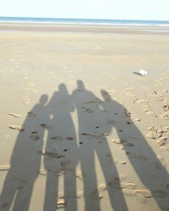 Vacances de noël - plages du débarquement