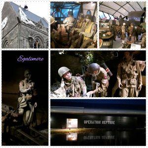 Sainte Mère l'Eglise - Musée Airborne - Plages du débarquement